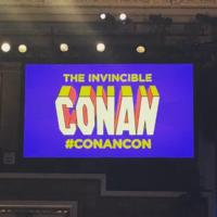 Conan at SDCC 2018