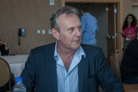 Anthony Head, Dominion Press Room, 2014