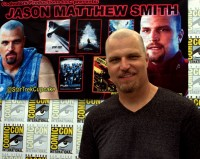 Jason Mathew Smith, SDCC 2016
