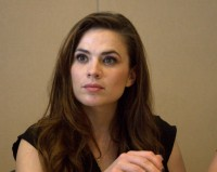 Hayley Atwell, Agent Carter Press Room 2015