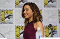 Audrey Plaza at the Legion Panel SDCC 2017