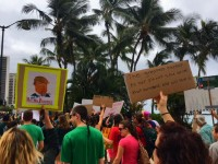 People's Climate March, Honolulu - April 29, 2017