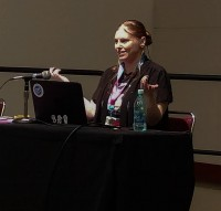 I was really enthusiastic about my panel, Kawaii Kon 2017