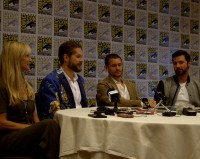 Hannibal FInale Press Conference, SDCC 2015