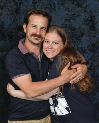 Richard Speight Jr and me, Salute to Supernatura- Vancouver 2013