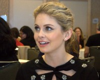 Rose McIver, iZombie Press Panel, SDCC 2015