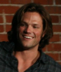 Jared Padalecki at the first Nerd HQ, SDCC 2011