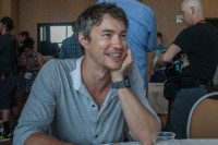 Tom Wisdom, Dominion Press Room, SDCC 2014