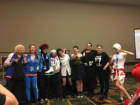 Panel at Kawaii Kon 2018
