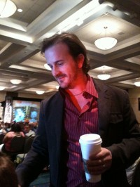 Richard Speight Jr, BurCon 2012